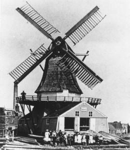 Tresoar foto 32763 Houtzaagmolen de Hoop (1800-1913)